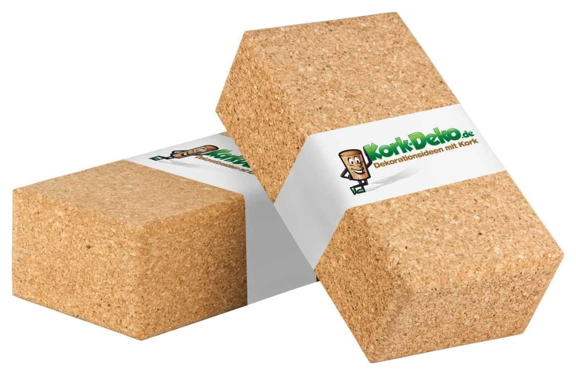 Cork Yoga Blocks