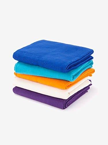 Yogamatters cotton yoga blanket
