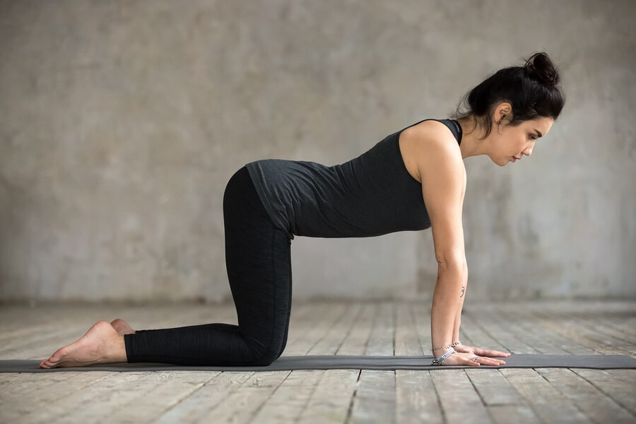 What yoga poses are good for back pain